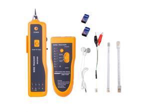 Wire Tracker Tracer Toner Telephone Ethernet LAN Network Cable Tester Detector Line Finder For RJ11 RJ45 Cat5 Cat6