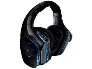 Logitech Wireless 7.1 LIGHTSYNC Gaming Headset G933S (Black)