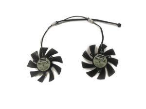 2pcs/lot 85mm Fan gtx1070 GPU Cooler For Gigabyte GTX 1070 WINDFORCE VGA Card Cooling fan as replacement