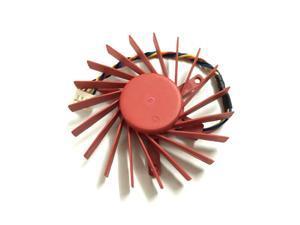 Computer Radiator diameter 60mm 0.4A PLD06010B12HH cooler fan for ATI HD4850 V7800 V7800 V5800 V5900 Graphics Card Cooling