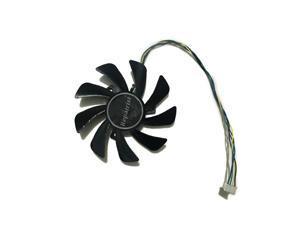 85MM Fan R9 285/380 GPU VGA Cooler For Radeon Sapphire R9 285 ITX OC Edition R9 380 2G D5 ITX Graphics cooling