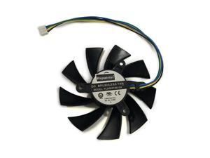 PLA09215B12H 87mm DC 12V 0.55A 4Wire Computer Heatsink Cooling Graphics Card VGA Cooler Fan as Replacement For MSI N460GTX