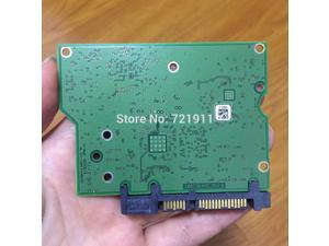 Hard drive repair parts PCB board 100731495 REV B for Seagate 3.5 SATA hdd data recovery  for ST SSHD