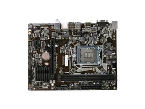 For Colorful C.H110M-T DDR4 H110 Motherboard  LGA 1151 support G4560 SATA3 32G USB3.0 Micro-ATX