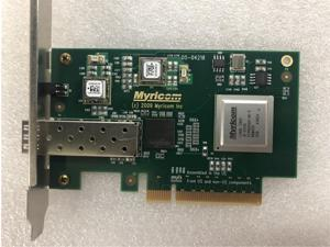 For Myricom 10G-PCIE-8B-S 10 Gigabit single-port network card supports Apple system with module