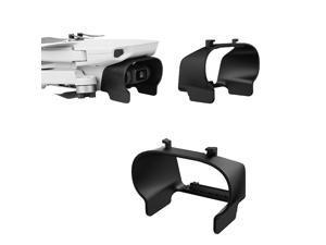 Anti-glare Lens Sun Hood Protective Cover DJI Mavic Mini/ Mini 2 Drone Gimbal Camera Sun Shade Protector for DJI Mavic Mini 2