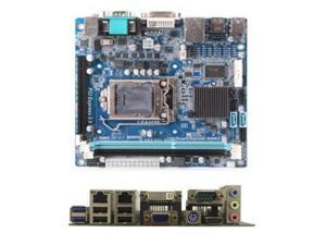 Mini-ITX Mainboard For 4th Intel Core i3 i5 i7 CPU H81 B85 Embedded Motherboard Ivybridge with 6*COM 2*LAN LVDS DVI