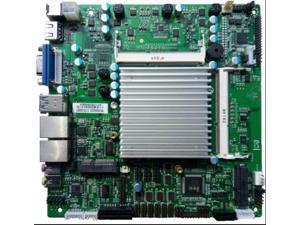 Fanless Mini-ITX Mainboard For Intel J1900 CPU IPC SBC Embedded Motherboard Baytrail with 6*COM 2*Giga NTWRK DC12V