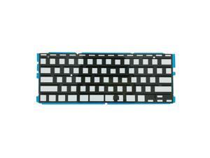 """Replacement US English Keyboard Backlight Compatible With Macbook Air 11"""" A1465 A1370 (2011-2015)"""