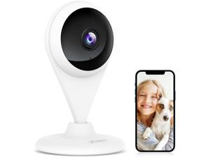 360 AC1C Pro Indoor Security Camera, 1080P Home Camera with [Advanced AI Algorithms], Human and Motion Detection, Color Night Vision, Activity Zones, 2-Way Audio, Cloud and Local Storage,5G Not Compat