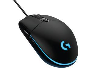 Versatility, durability and comfort,Classic design,Advanced button Logitech G203 Prodigy RGB Wired Gaming Mouse – Black