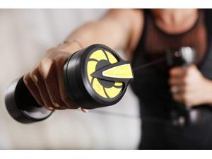 POWER REELS Best Portable Fitness Product The Best, Most Effective Resistance Exercise Product. Home Gym Workout : Abs, Core, Arms, Legs, Chest, Back, Shoulders.