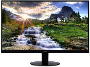 Acer SB220Q bi 21.5 Inches Full HD (1920 x 1080) IPS Ultra-Thin Zero Frame Monitor (HDMI & VGA Port) Black