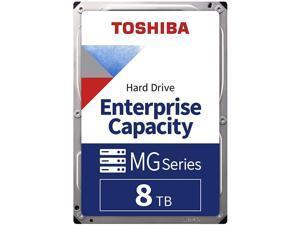 Toshiba MG06ACA 8TB Hard Drive 7200 RPM SATA 6Gb/s 256MB Cache 3.5inch - MG06ACA800E