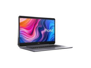 "ASUS ProArt StudioBook One Mobile Workstation Laptop, 15.6"" 4K UHD PANTONE Display, Intel Core i9-9980HK, NVIDIA Quadro RTX 6000, 64 GB DDR4, 1 TB PCIe SSD, Windows 10 Pro, Star Grey, W590G6T-PS99"