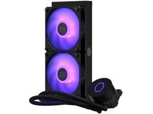 Cooler Master MasterLiquid ML240L V2 RGB Cooling Fan/Radiator/Water Block