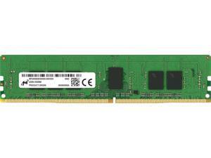 Micron 16GB DDR4 3200 ECC/REG CL22 1Rx8 1.2V SDRAM RDIMM Server Memory Module - MTA9ASF2G72PZ-3G2B1