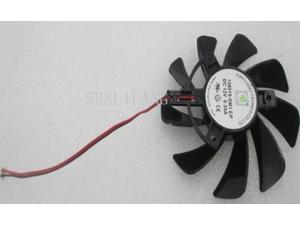 For 128015-SM1 EP 85MM pitch:38X38X38MM 2PIN Card Fan