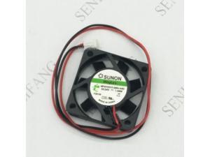 MF40102VX-Q00U-A9D DC 24V 1.44W 40x40x10mm 2-wire Server Cooler Fan
