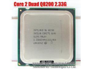 INTEL CORE 2 QUAD Q8200 Processor 2.33GHz 4MB Cache Desktop LGA 775 CPU