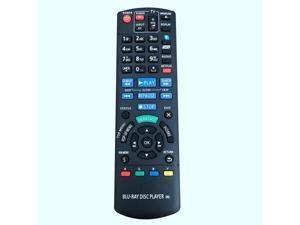 N2QAYB000574 Remote for Panasonic Blu-Ray Player DMP-BDT310 DMP-BDT210,Black