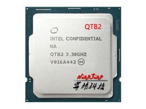 Intel Core i9-10900K es i9 10900K es QTB2 3.3 GHz Ten-Core Twenty-Thread CPU Processor L2=2.5M L3=20M 125W LGA 1200