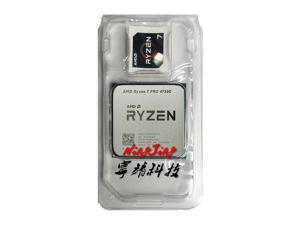 AMD Ryzen 7 PRO 4750G R7 PRO 4750G 3.6 GHz Eight-Core 16-Thread 65W CPU Processor 100-000000145 Socket AM4 New but not cooler
