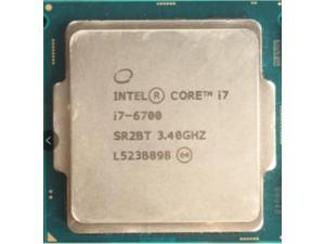 Intel Core i7 6700 procesador 3,4 GHz /8MB Cache/Quad Core /Socket LGA 1151/Quad-Core/escritorio I7-6700 CPU 6700
