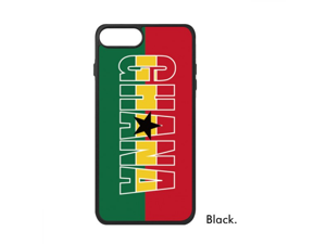 Ghana Country Flag Name For iPhone SE 2 new for Apple 78 Case  Cover