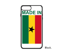 Made In Ghana Country Love For iPhone SE 2 new for Apple 78 Case  Cover