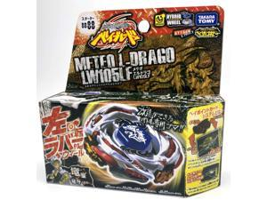 TAKARA TOMY BEYBLADE METAL FUSION BB-88 Meteo L Drago LW105LF LAUNCHER L for Children's Day Gifts