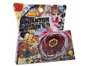 TAKARA TOMY JAPAN BEYBLADE METAL FUSION BB118 Phantom Orion B:D Launcher for Children's Day Gifts