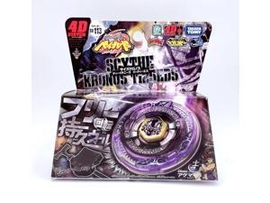 takara tomy beyblade BB113 Metal Fusion Starter Set Scythe Kronos