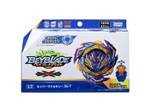 2021 New Product Japan Genuine Takara Tomy Beyblade Burst B-187 Starter Saber Valkyrie.Sh-7 Booster as Children's Toys