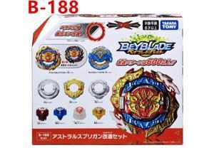 Original TAKARA TOMY Beyblade B-188 Astral Spriggan Remodeling Set as kids toys