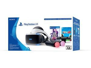 PlayStation VR Blood & Truth and Everybody's Golf Bundle, Includes Headset and Camera