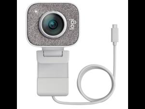 Logitech - StreamCam Plus Webcam - Graphite