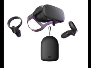 Oculus Quest VR Headset 64GB bundle with Travel Case Bundle