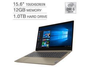 2020 Lenovo IdeaPad 3 15.6 Touchscreen Laptop - 10th Gen Intel Core i5-1035G1, 12GB DDR4 RAM  1TB  Hard Drive  Windows 10 Home - 81WE0045US