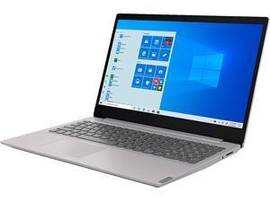 "Lenovo - IdeaPad 15.6"" Laptop - AMD Ryzen 3 - 8GB Memory - 256GB Solid State Drive - Platinum Gray/IMR 81UT00EAUS"
