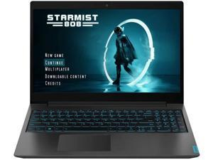 Lenovo - IdeaPad L340 15 Gaming Laptop - Intel Core i5 - 8GB Memory - NVIDIA GeForce GTX 1650 - 256GB Solid State Drive - Granite Black