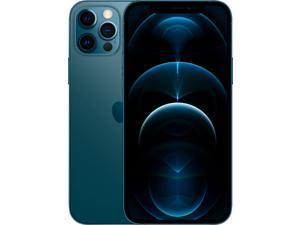 2020 New Apple iPhone 12 5G Pro (512GB, Pacific Blue) +GSM Unlocked