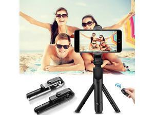 Selfie Stick Remote Control Telescopic Rod Desktop Live Stand Mobile Phone Tripod Selfie Stick For iPhone