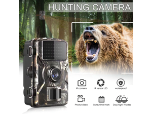 12MP 8-in-1 High-Definition Infrared Sensor Hunting Camera Monitoring Plants