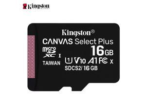 100MBs Works with Kingston Kingston 64GB LG F70 MicroSDXC Canvas Select Plus Card Verified by SanFlash.