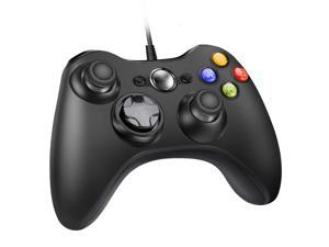Wired Game Controller PS4 USB2.0 Gamepad,Joypad with Shoulders Buttons, for Microsoft Xbox360/PC