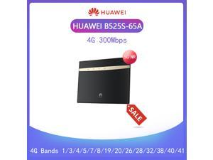 Huawei Wi-Fi Router B525s-65a Unlocked 4G/LTE CPE 300 Mbps Mobile (3G/4G LTE in Europe, Asia, Middle East, Africa, USA)