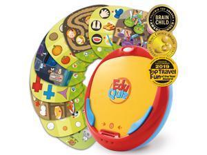 BEST LEARNING EduQuiz Basic Set I - Interactive Self Learning Educational Matching Toy