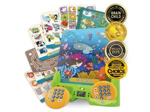 BEST LEARNING Connectrix Junior - Memory Matching Game for Kids