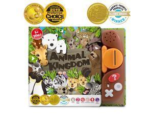 BEST LEARNING Book Reader Animal Kingdom